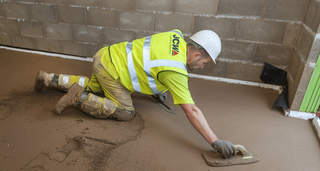 Quick Drying Screed Jcw Fast Drying Sand And Cement Screed