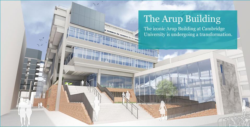 Arup building