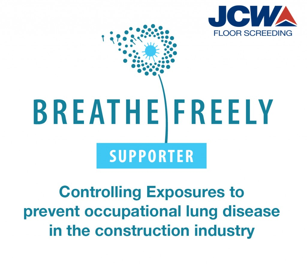 Breathe freely campaign supporter