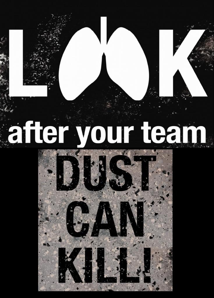 dust can kill